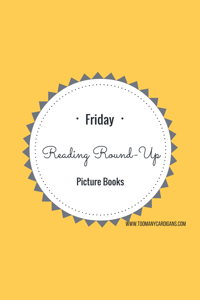 Friday Reading Round-Up (1)